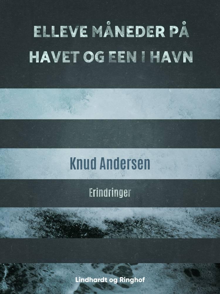 Elleve måneder på havet og een i havn af Knud Andersen