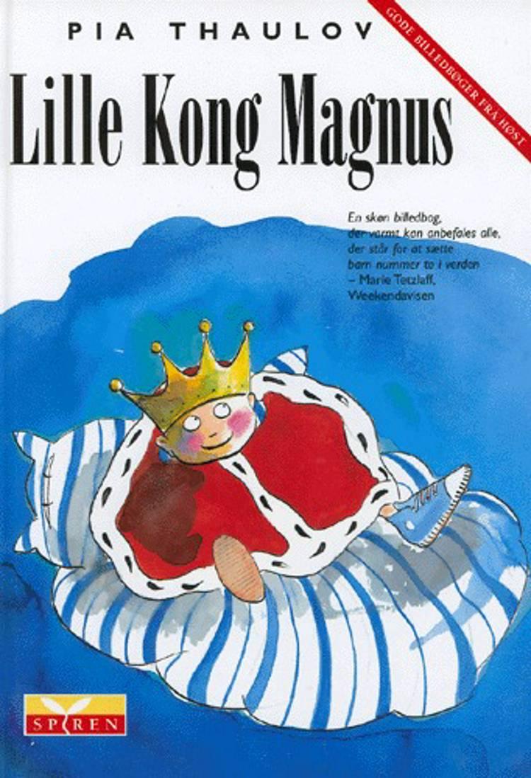 Lille Kong Magnus af Pia Thaulov