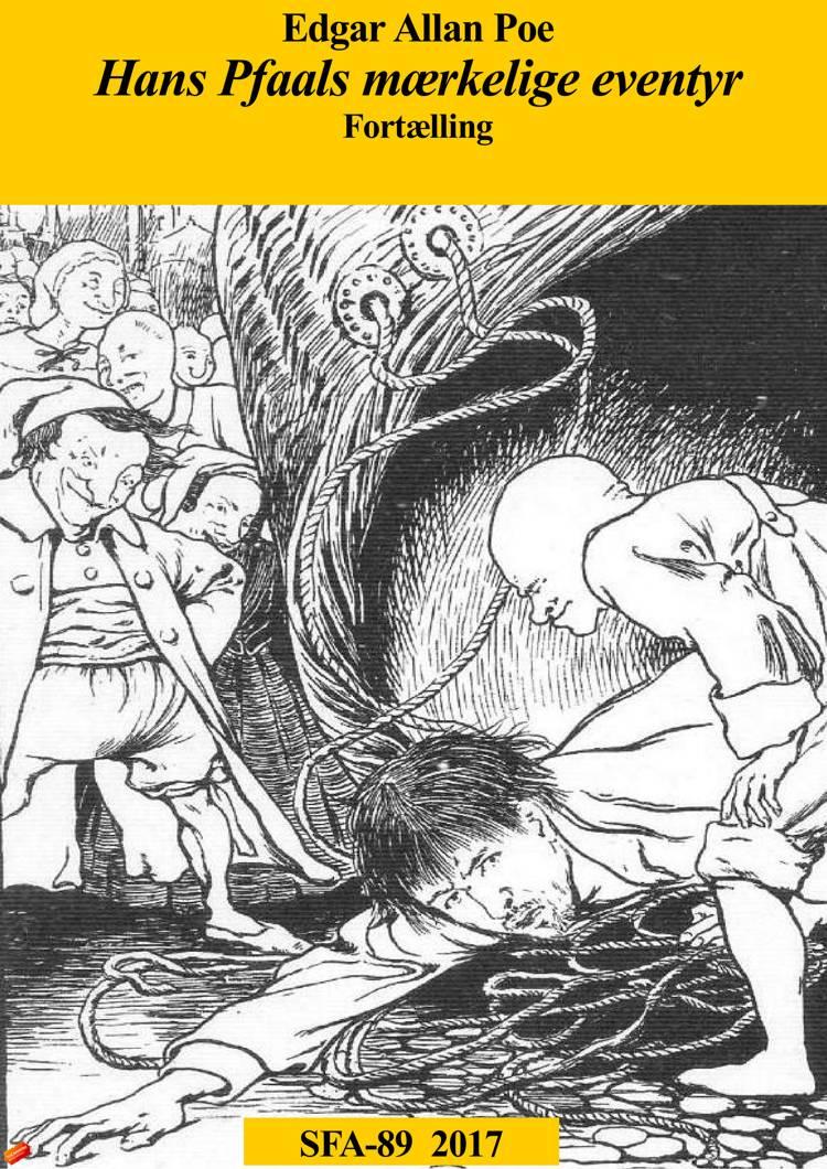 Hans Pfaals mærkelige eventyr af Edgar Allan Poe