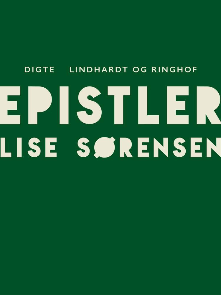 Epistler af Lise Sørensen