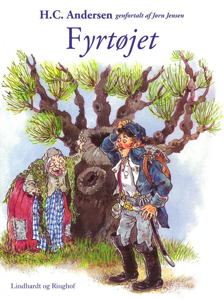 Fyrtøjet (omskrevet) af H.C. Andersen og Jørn Jensen