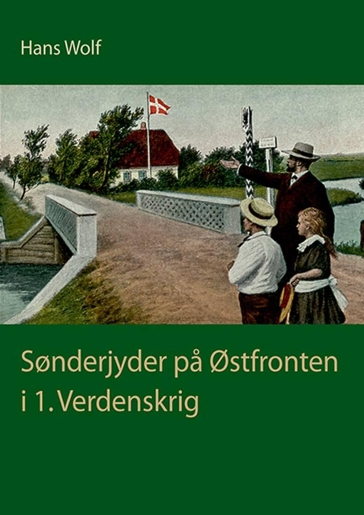 Sønderjyder på Østfronten i 1. Verdenskrig af Hans Wolf