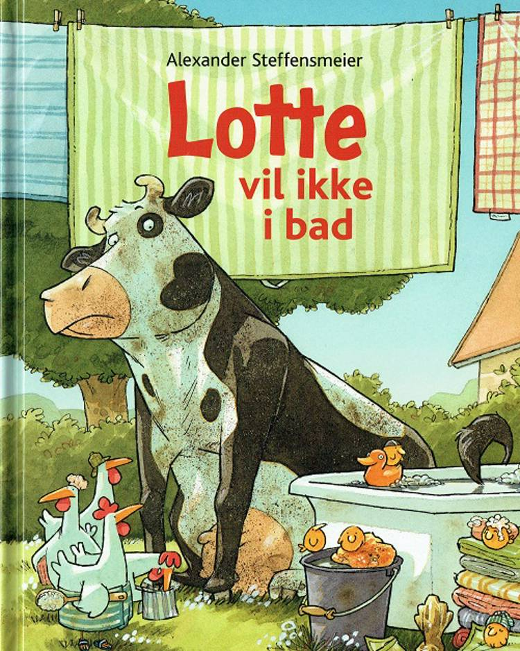 Lotte vil ikke i bad af Alexander Steffensmeier