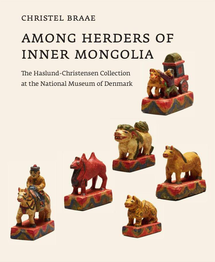 Among Herders of Inner Mongolia af Christel Braae