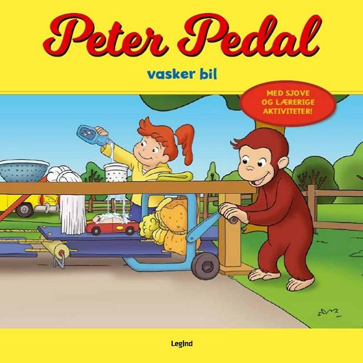Peter Pedal vasker bil