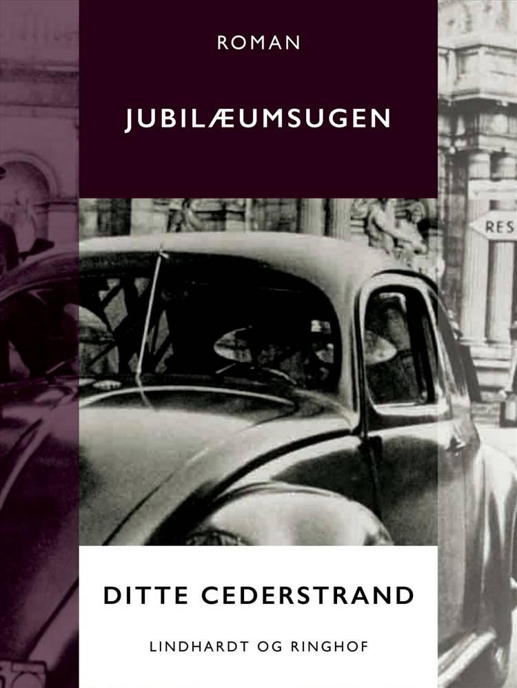 Jubilæumsugen af Ditte Cederstrand