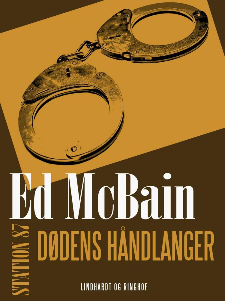 Dødens håndlanger af Ed McBain