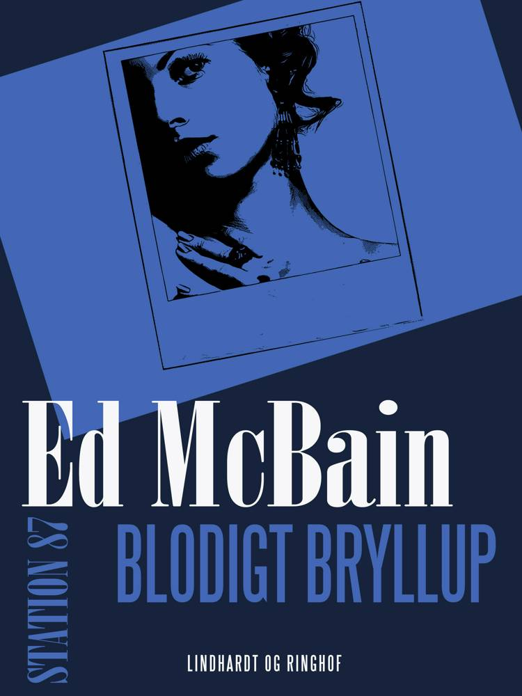 Blodigt bryllup af Ed McBain