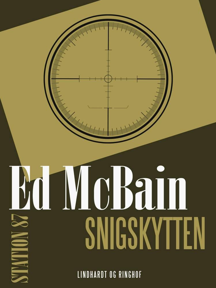 Snigskytten af Ed McBain