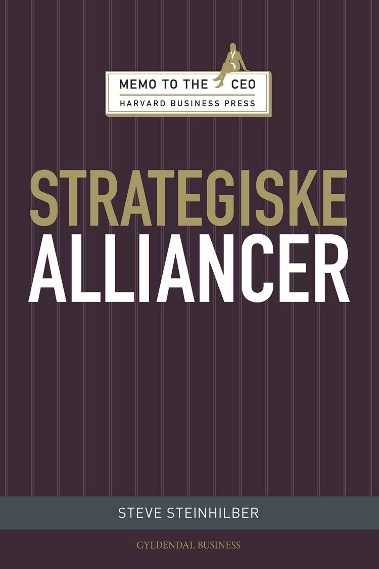 Strategiske alliancer af Steve Steinhilber