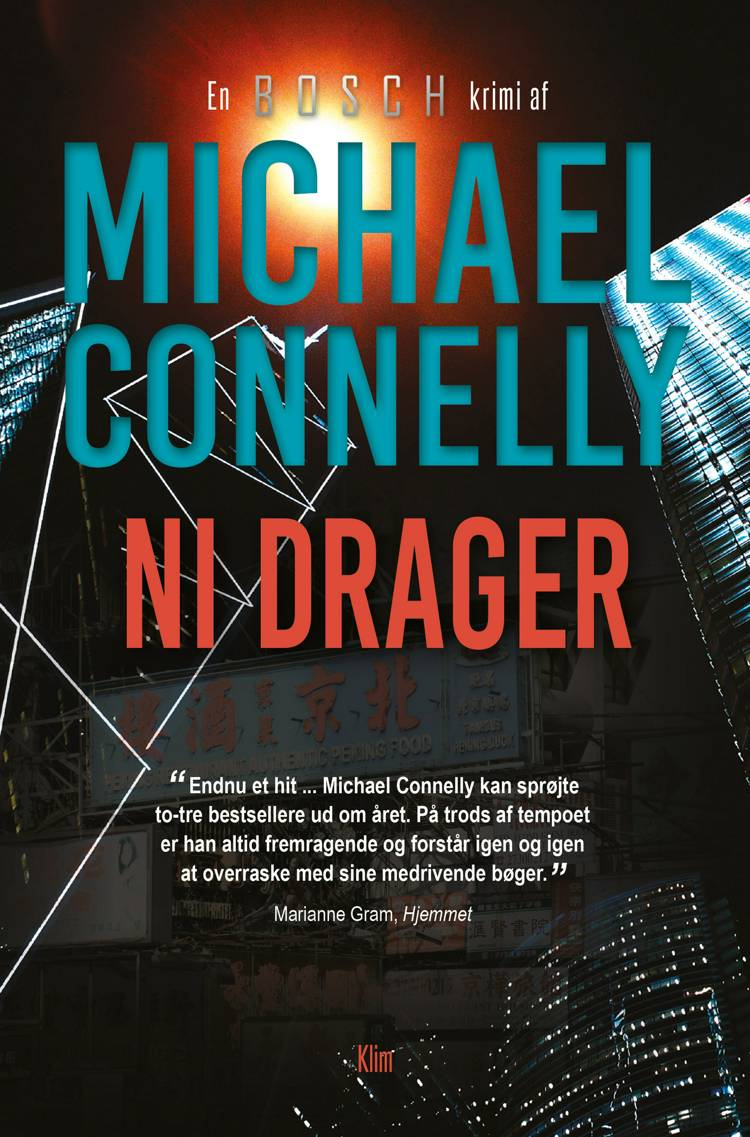 Ni drager af Michael Connelly