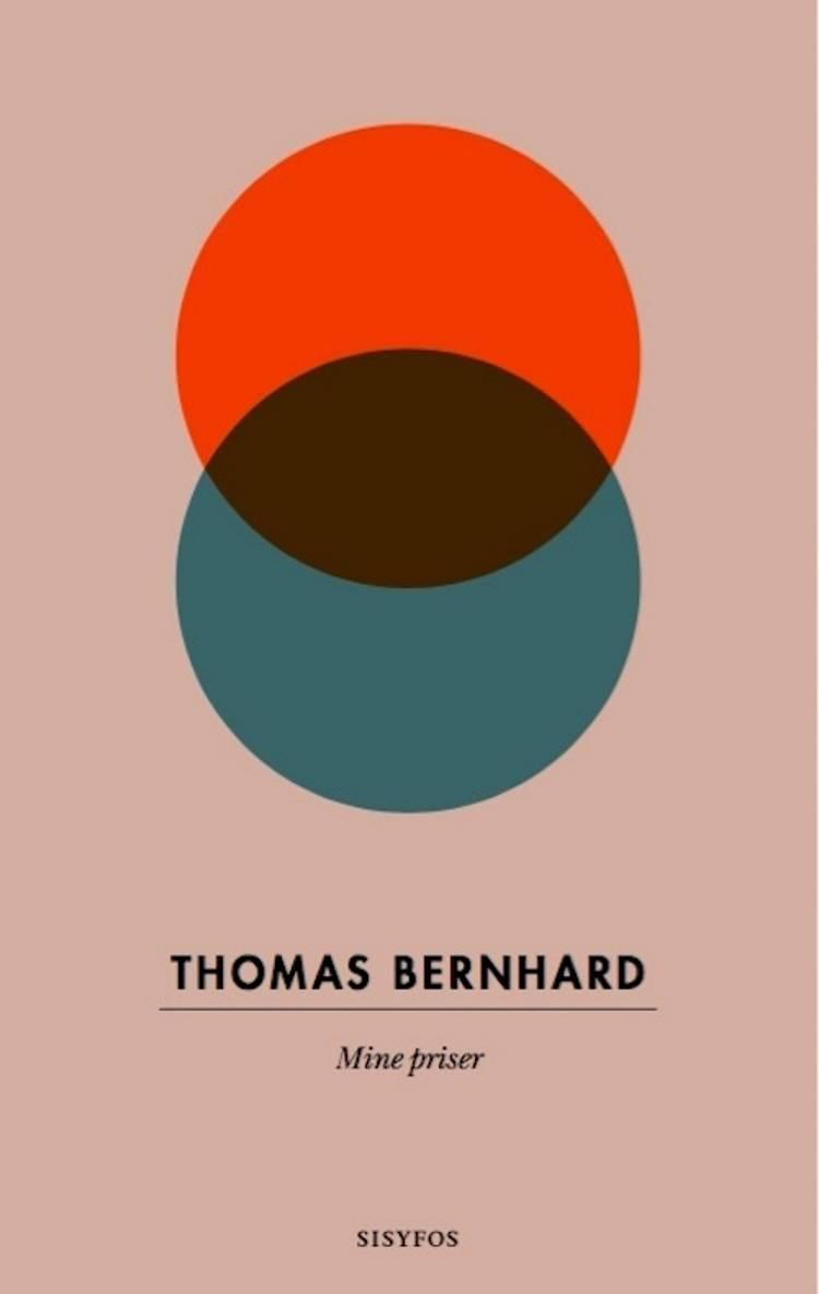 Mine priser af Thomas Bernhard