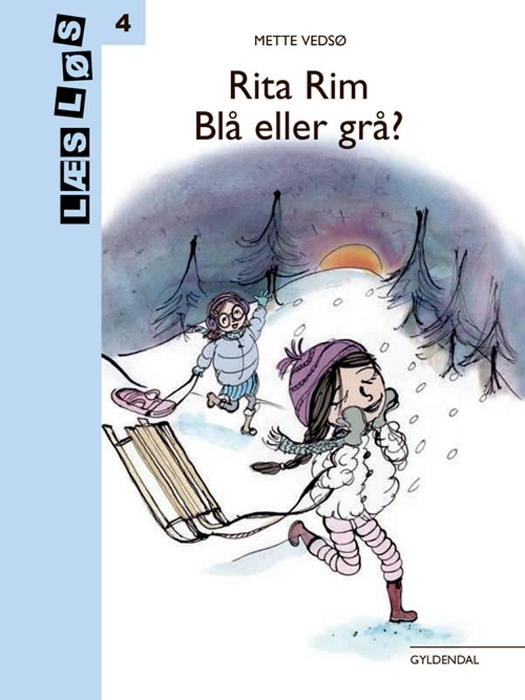 Blå eller grå? af Mette Vedsø