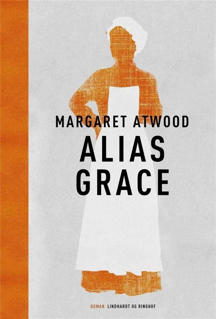 Alias Grace, Margaret Atwood, Atwood,