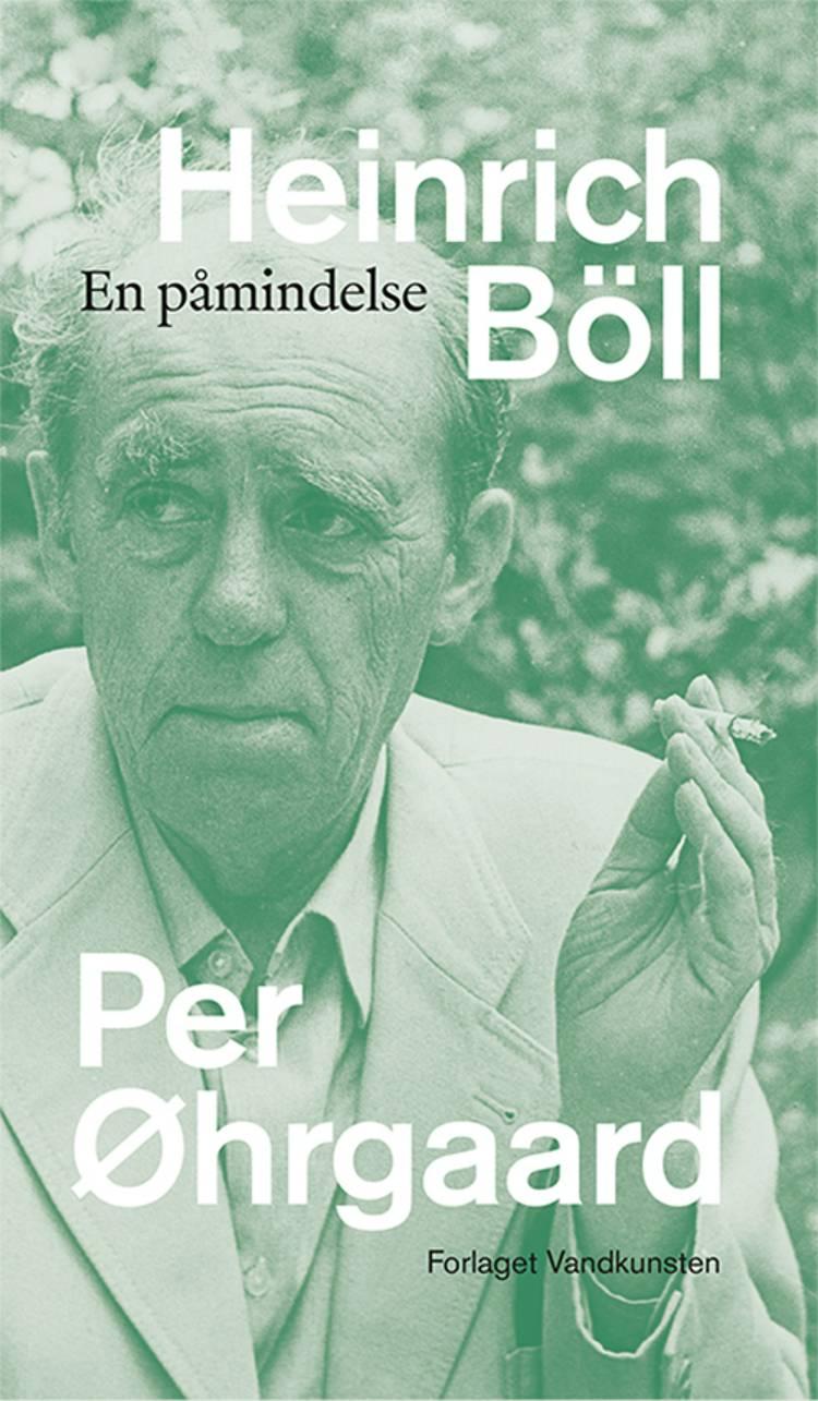 Heinrich Böll af Per Øhrgaard