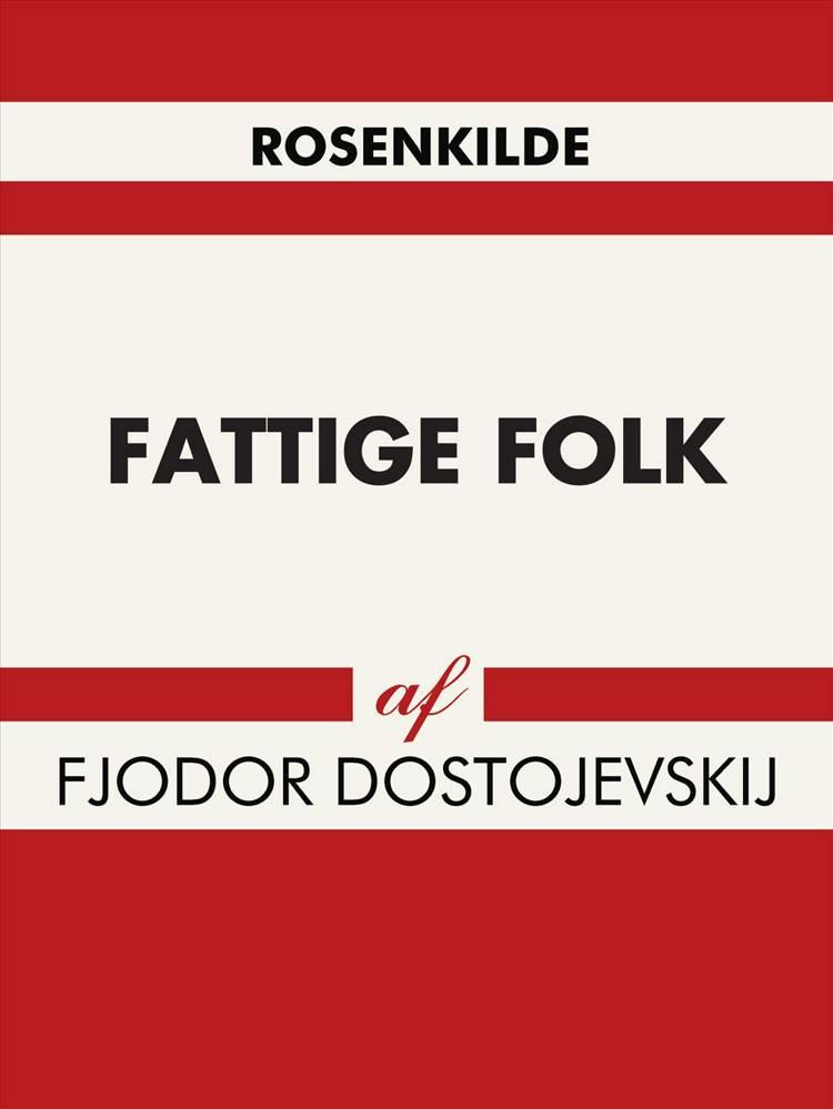 Fattige Folk af F. M. Dostojevskij