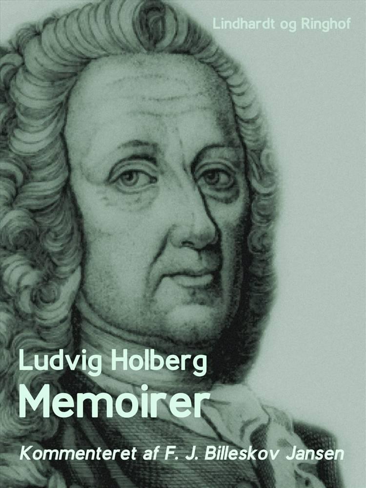 Memoirer af Ludvig Holberg og F. J. Billeskov Jansen