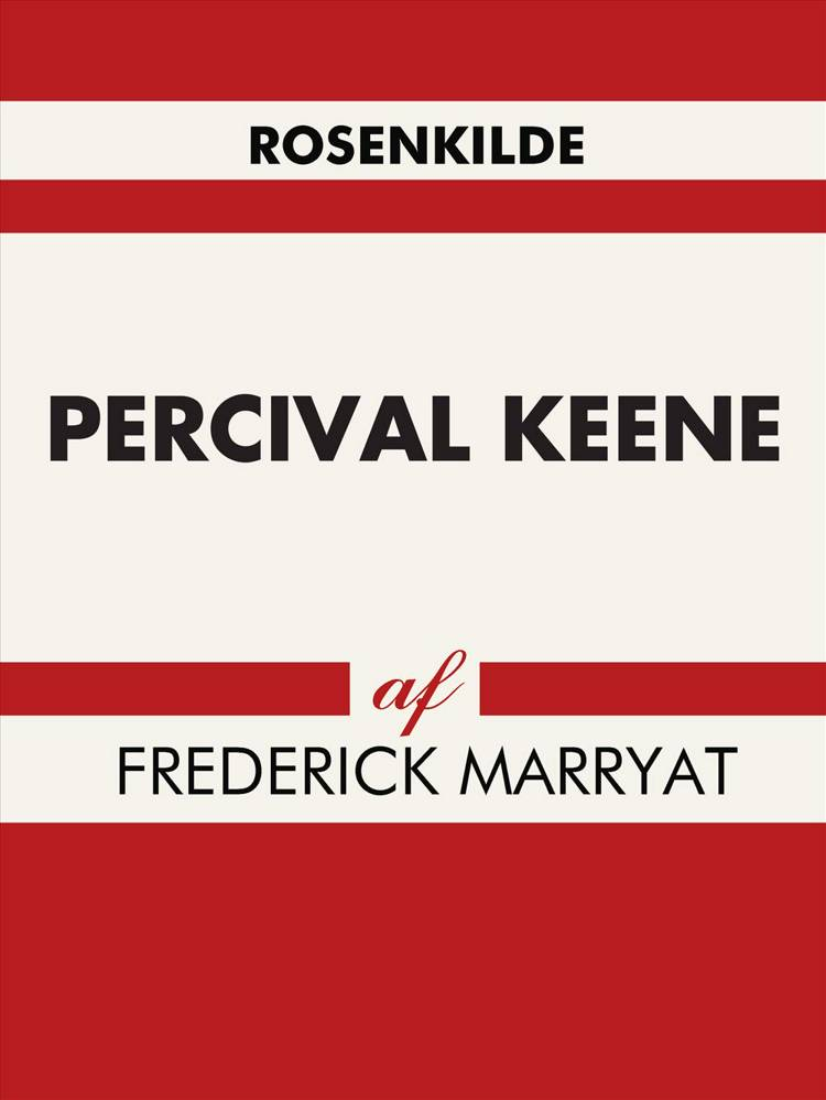 Percival Keene af Frederick Marryat