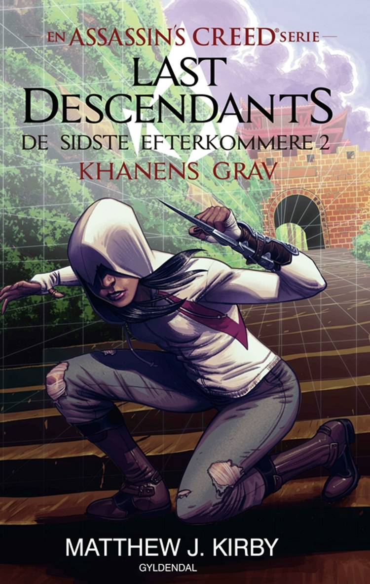 Assassin´s Creed - Khanens grav af Matthew J. Kirby