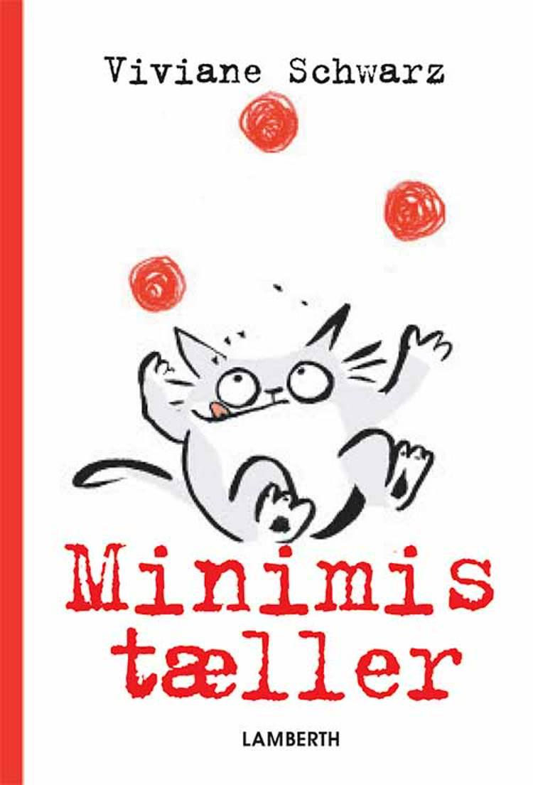 Minimis tæller af Viviane Schwarz