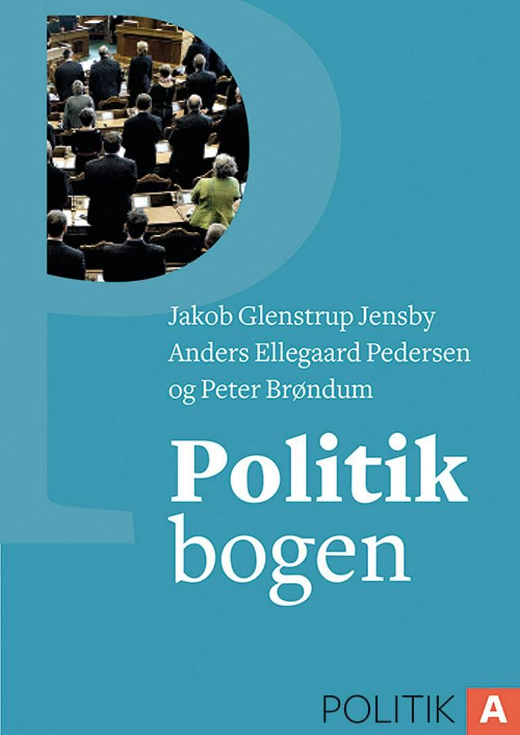 Politikbogen af Peter Brøndum, Jakob Glenstrup Jensby og Anders Ellegaard Pedersen