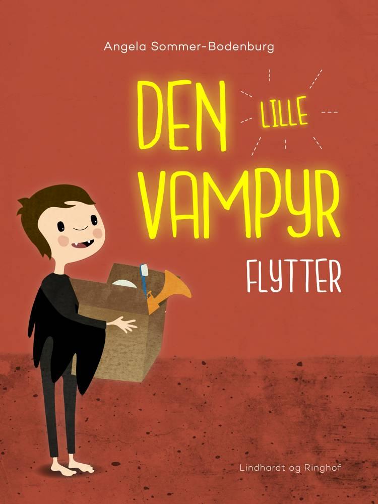 Den lille vampyr flytter af Angela Sommer Bodenburg