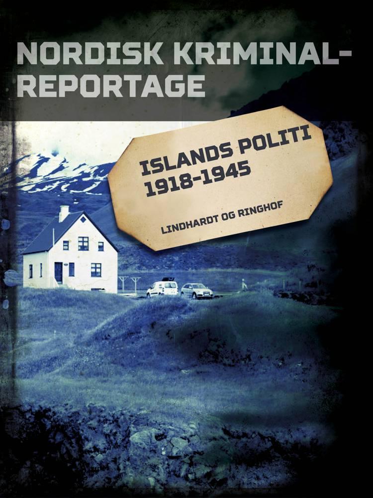 Islands politi 1918-1945