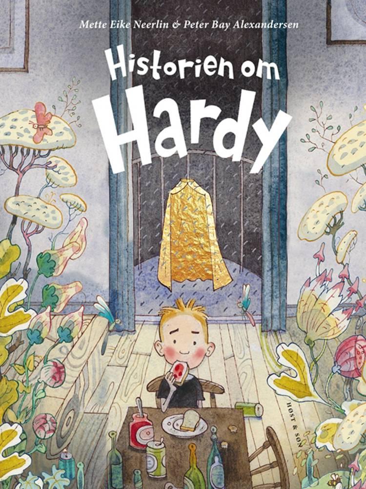 Historien om Hardy af Mette Eike Neerlin