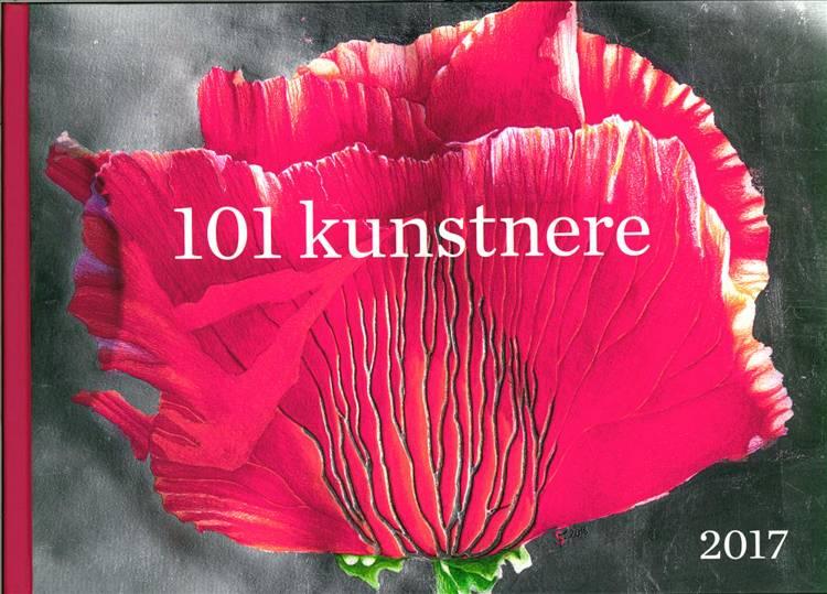 101 kunstnere 2017 af Tom Jørgensen og redaktør