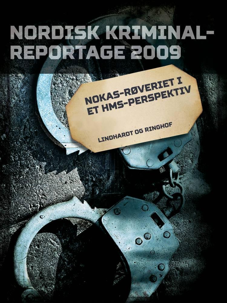 NOKAS-røveriet i et HMS-perspektiv