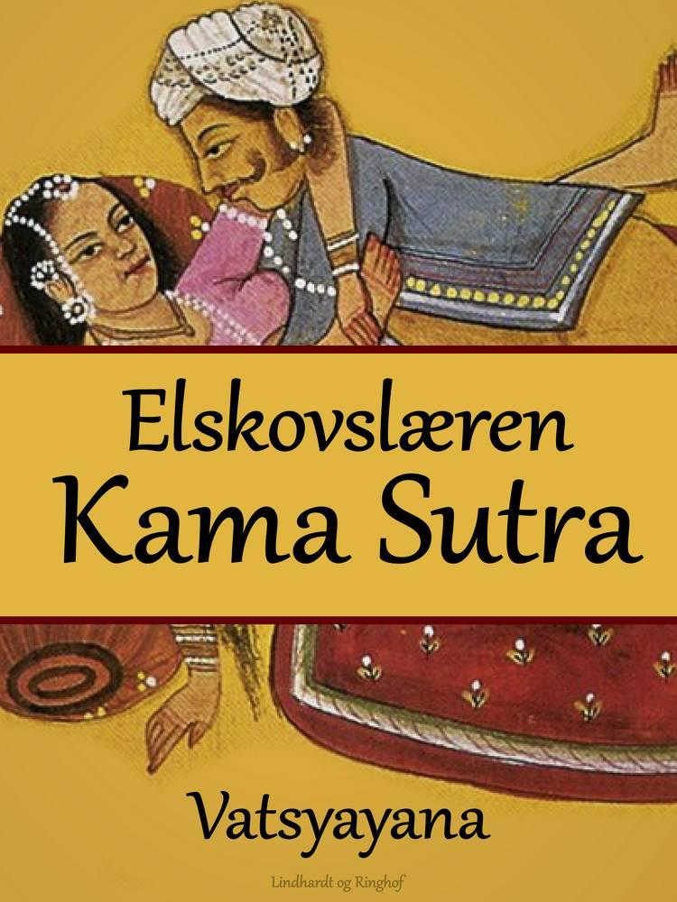 Elskovslæren Kama Sutra af Vatsyayana
