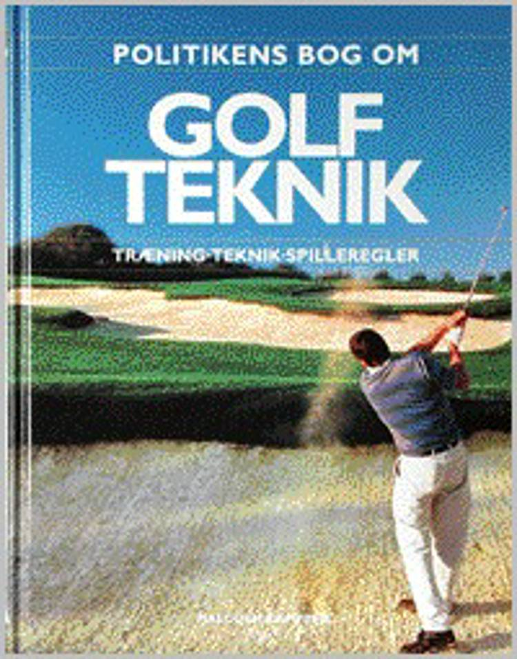 Politikens bog om golfteknik af Malcolm Campbell