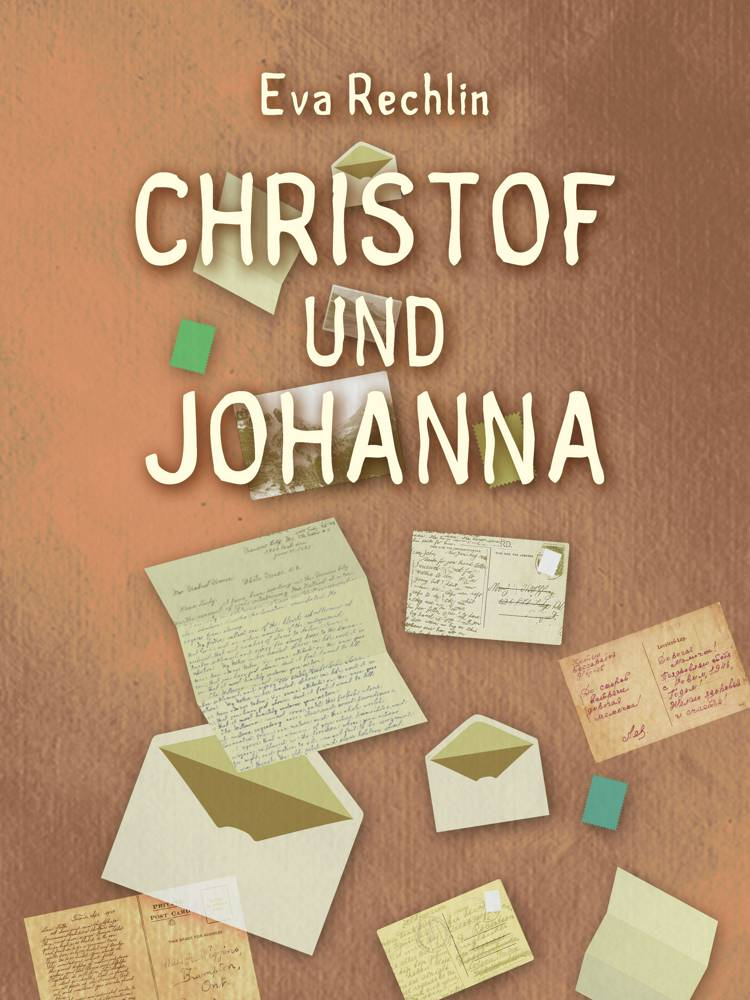 Christof und Johanna af Eva Rechlin