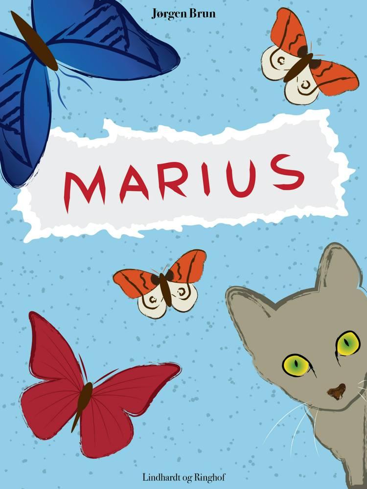 Marius af Jørgen Brun