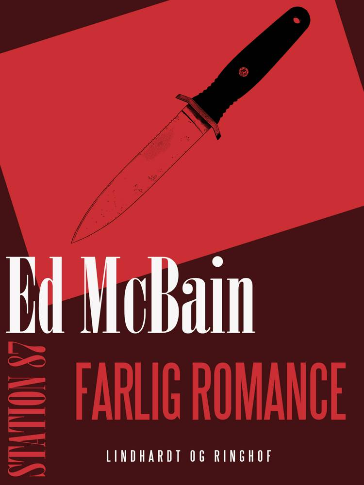 Farlig romance af Ed McBain og Ed Mcbain