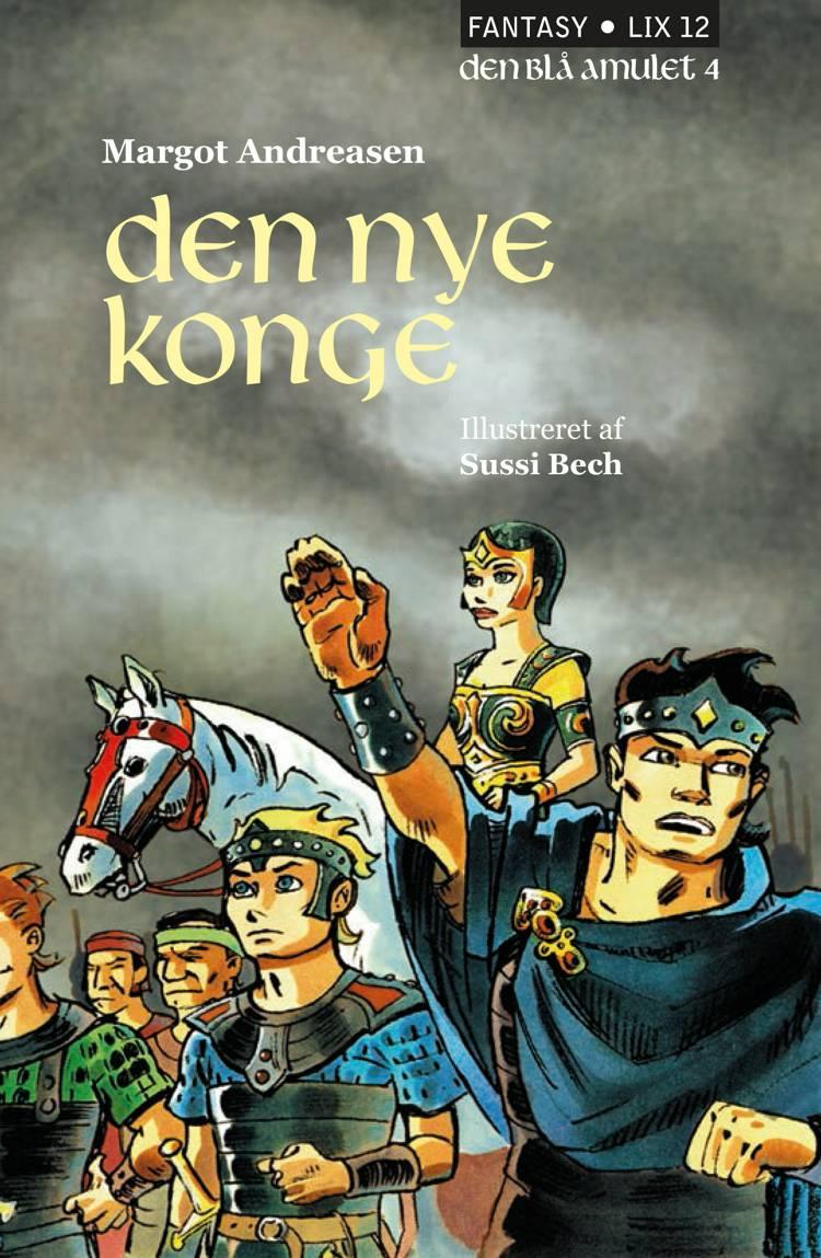 Den nye konge af Margot Andreasen