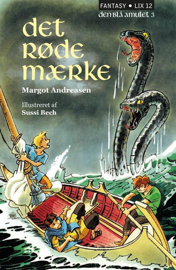 Det røde mærke af Margot Andreasen