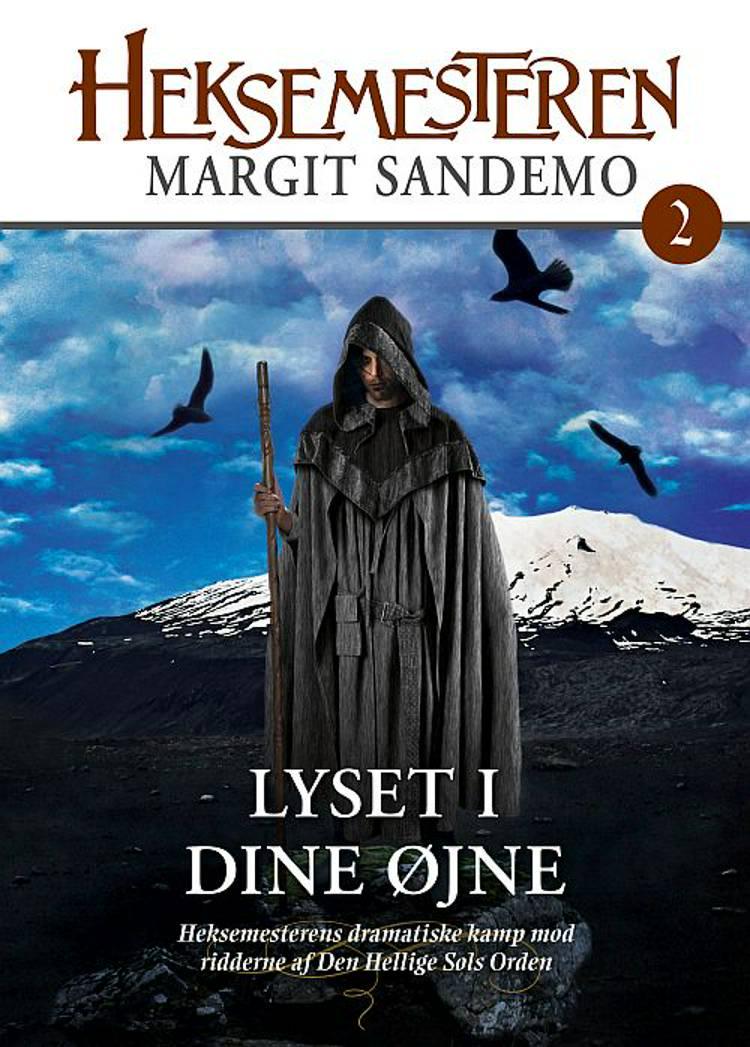 Lyset i dine øjne af Margit Sandemo
