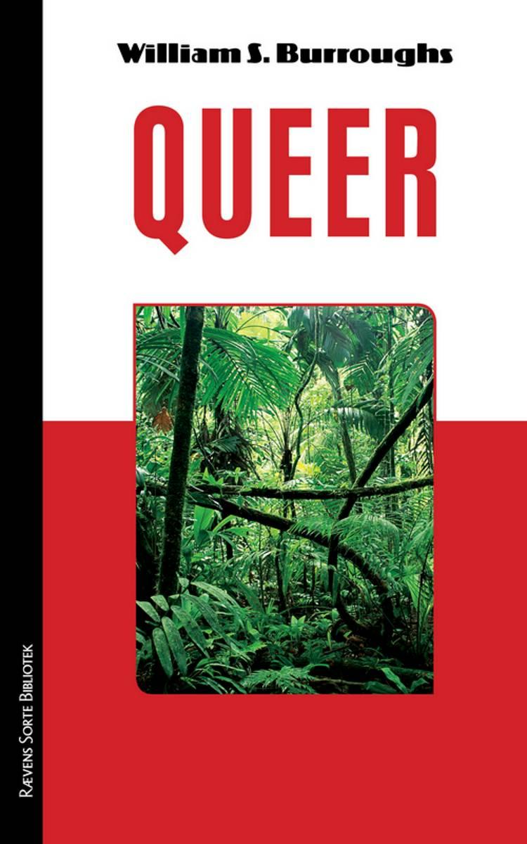 Queer af William S. Burroughs