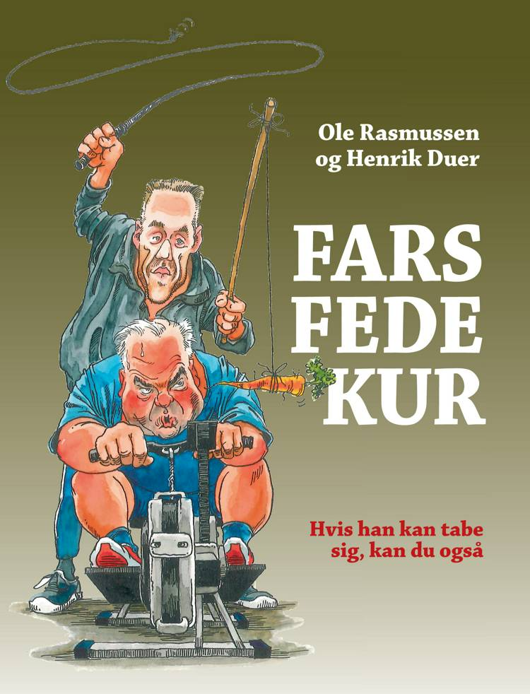 Fars fede kur af Ole Rasmussen og Henrik Duer