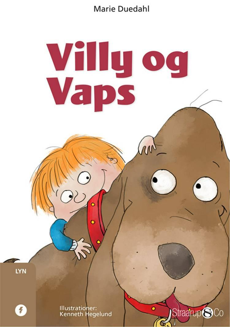 Villy og Vaps af Marie Duedahl