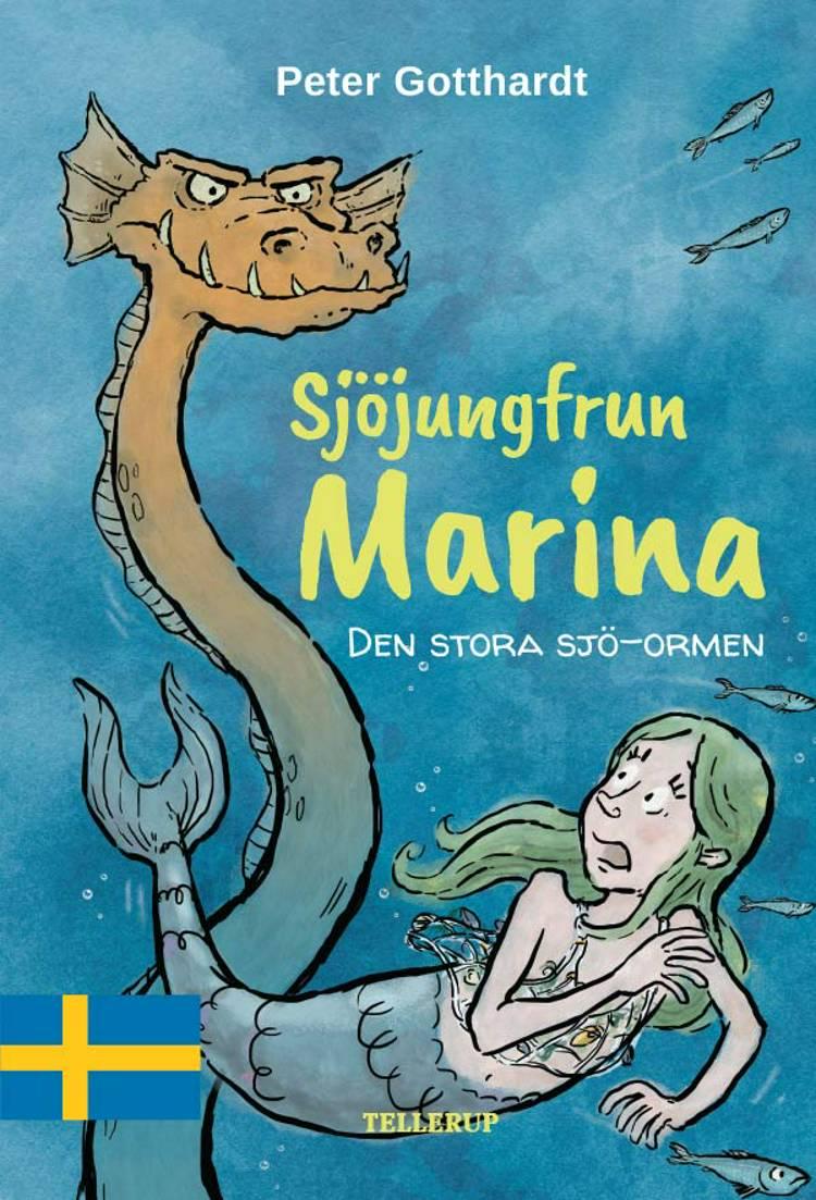 Sjöjungfrun Marina #2: Den stora sjö-ormen af Peter Gotthardt