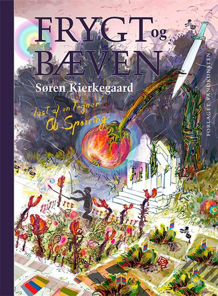 Frygt og bæven af Søren Kirkegaard