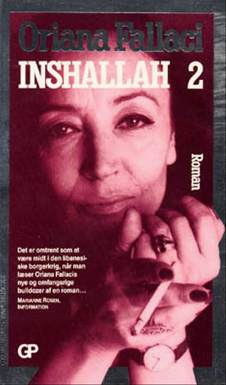 Inshallah af Oriana Fallaci