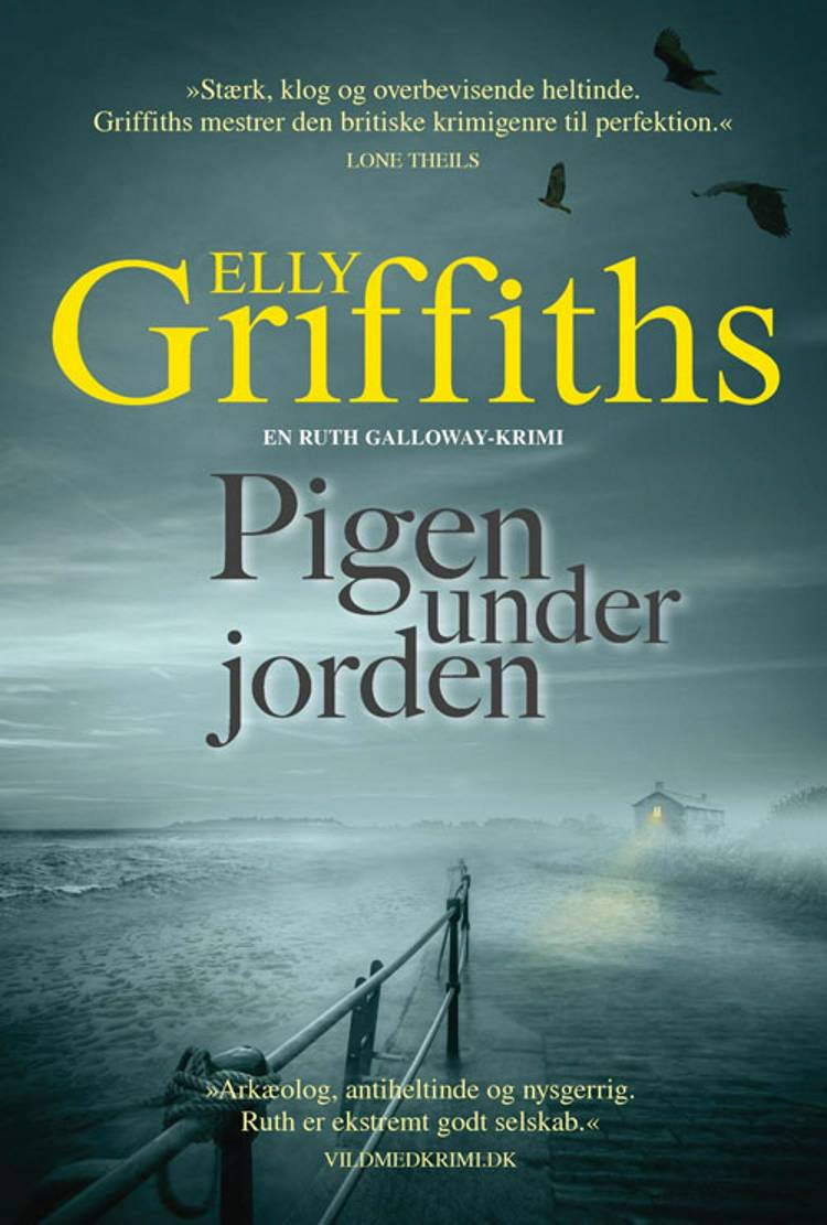 Pigen under jorden af Elly Griffiths