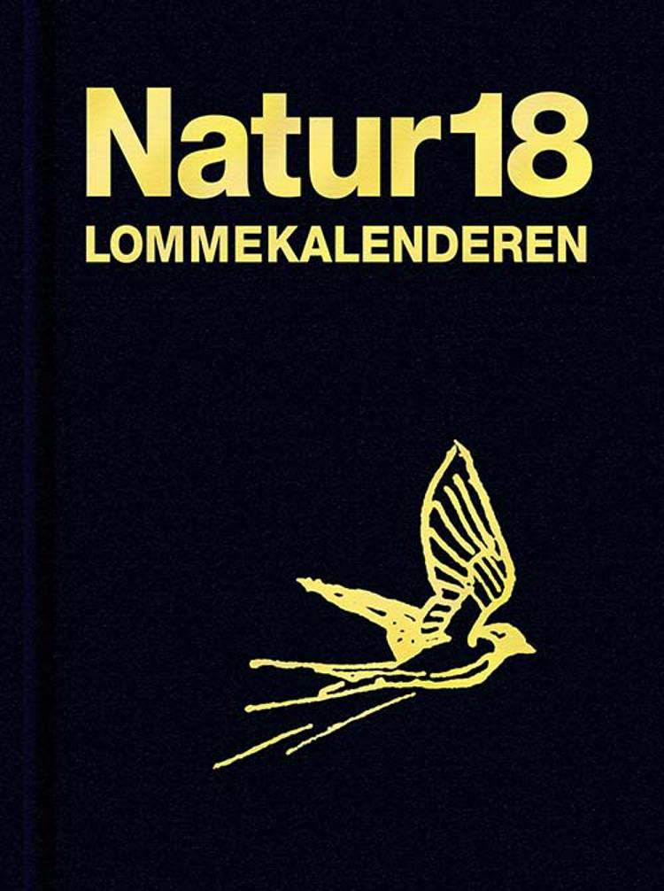 Naturlommekalenderen af Bent Lauge Madsen, Tommy Dybbro og Thomas Bjørneboe Berg