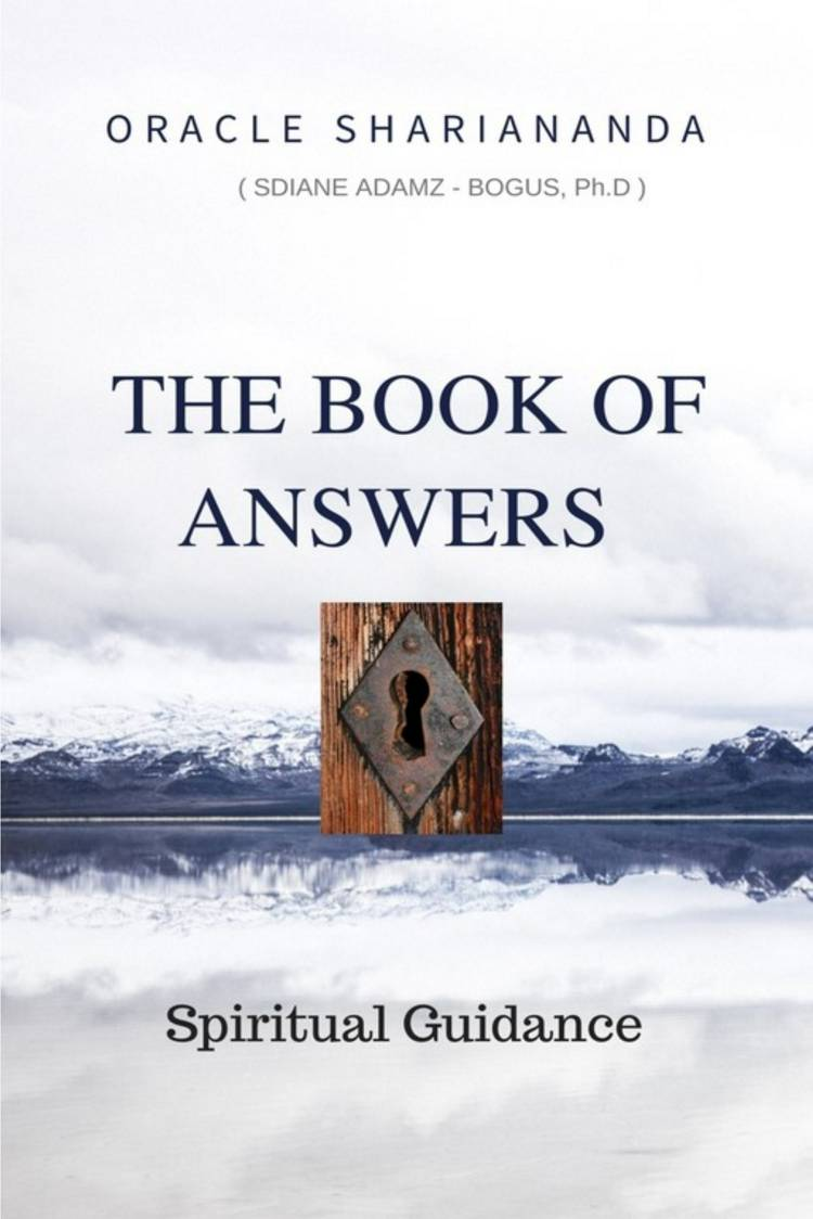 The Book of Answers: Spiritual Guidance af Oracle Shariananda