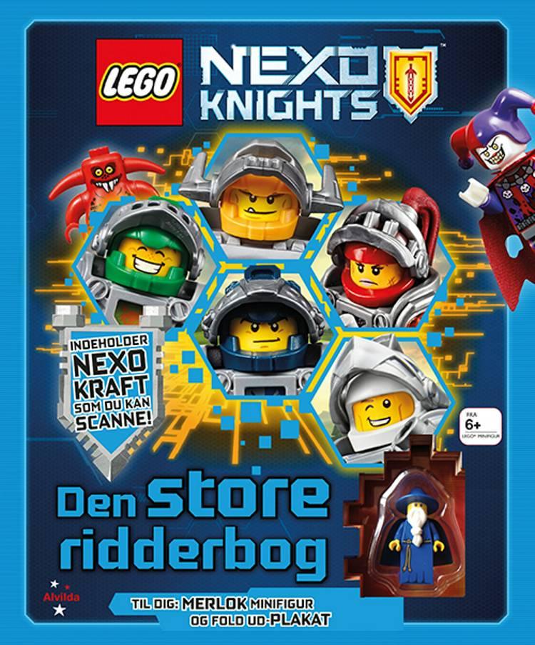 LEGO Nexo Knights - Den store ridderbog