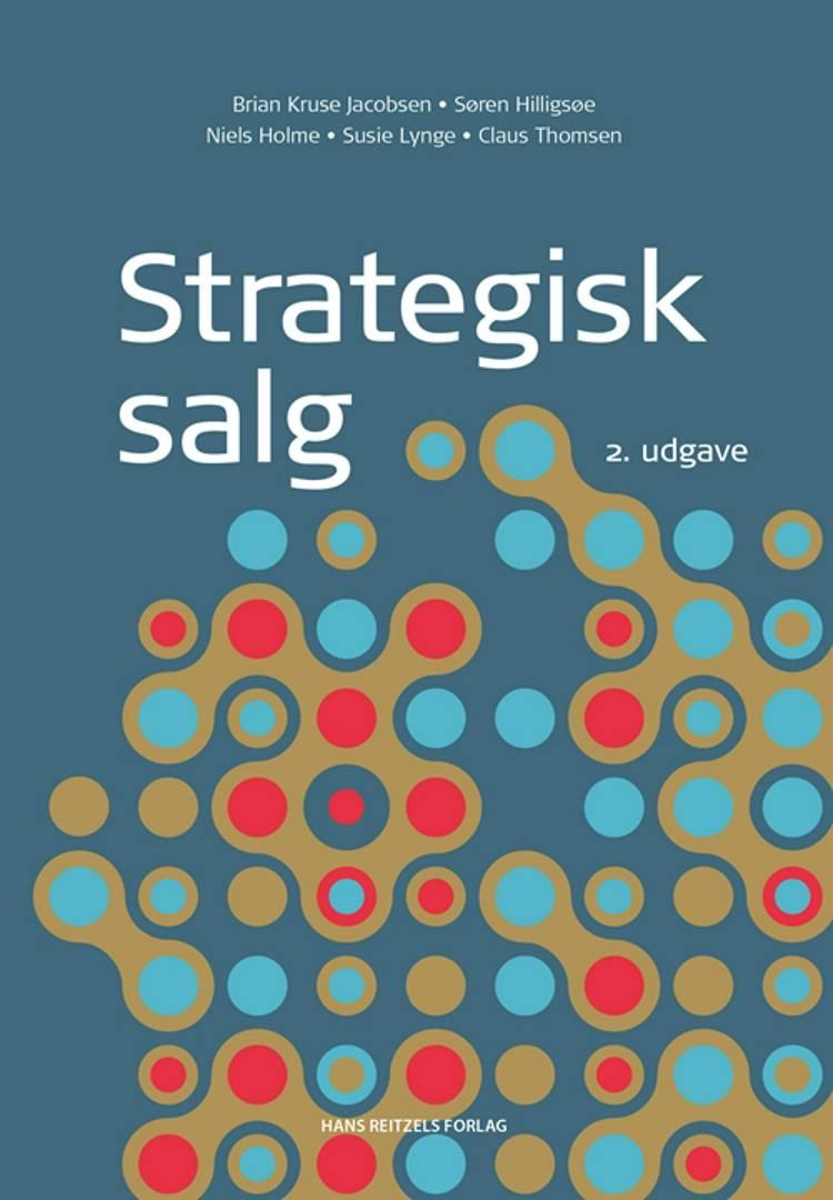 Strategisk salg af Søren Hilligsøe, Brian Kruse Jacobsen og Niels Holme m.fl.