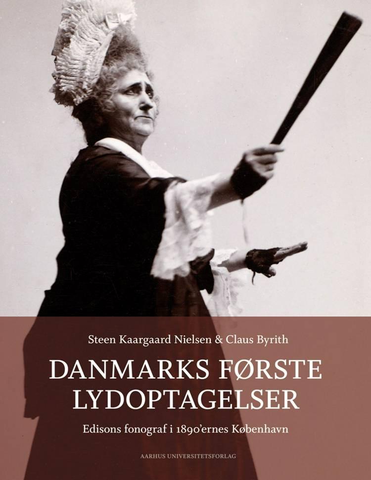 Danmarks første lydoptagelser af Claus Byrith og Steen Kaargaard Nielsen